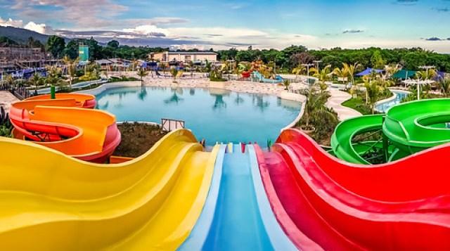 Palawan Waterpark_Velocity and Vortex Aqua Slides