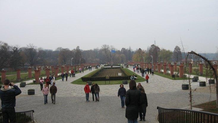 Herăstrău Park, Bucharest
