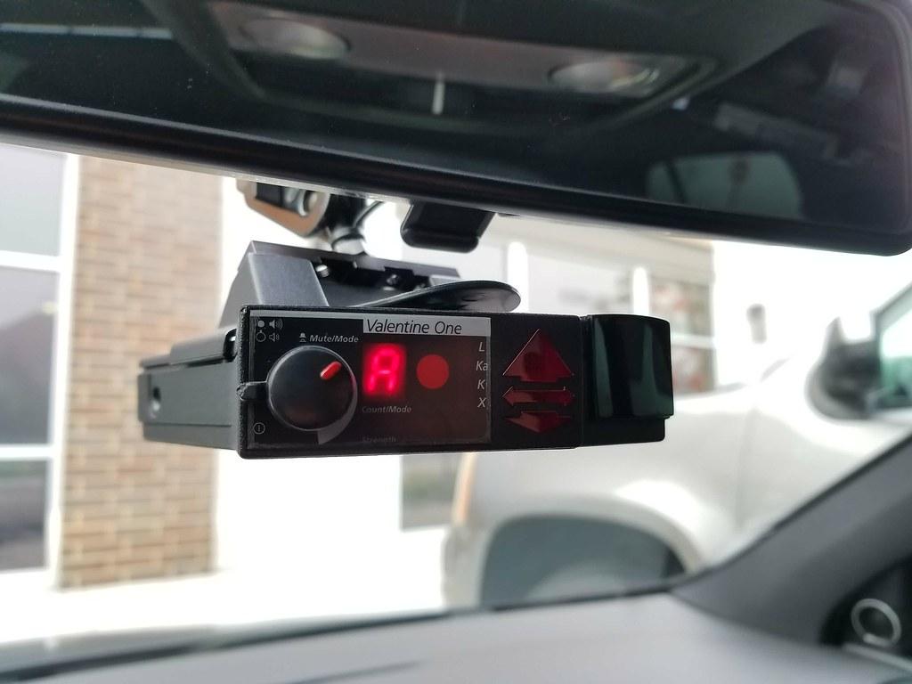 Valentine One Radar Detector VW GTI MKVI Forum VW Golf