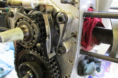 Timing Chain Tensioner Assembly