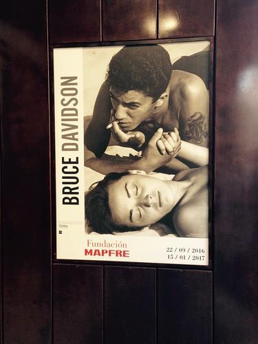 Bruce Davidson, Fundación Mapfre. Madrid