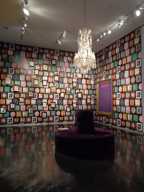 Hunt Slonem: Antebellum Pop! at the LSU Museum of Art, Baton Rouge LA