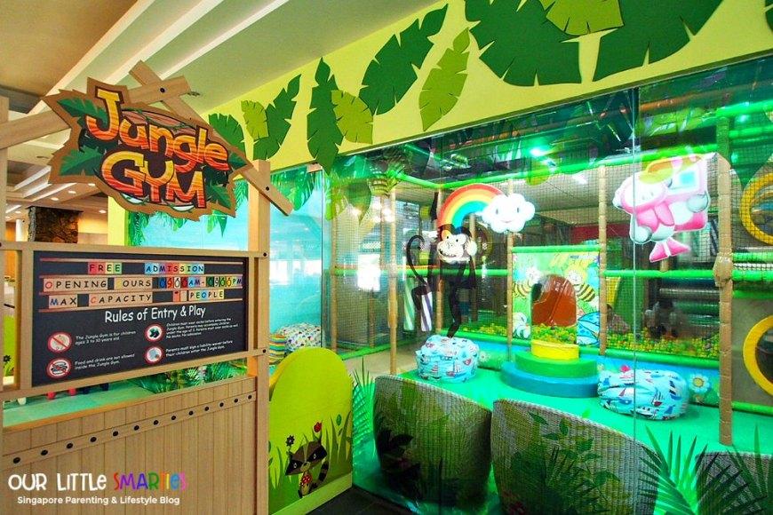 Jungle Gym Bintan Lagoon Resort