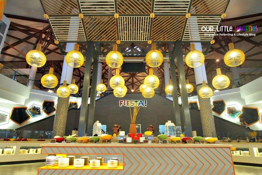 Fiesta at Bintan Lagoon Resort
