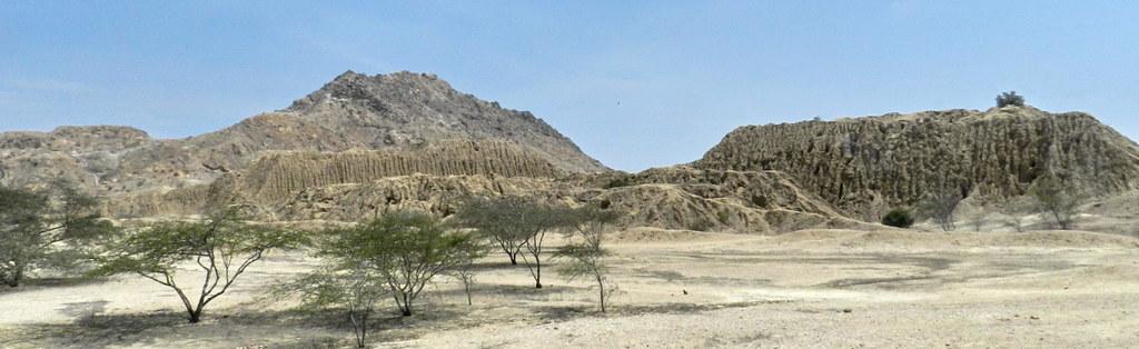 Peru Tucume Piramide Sitio Arqueologico 03