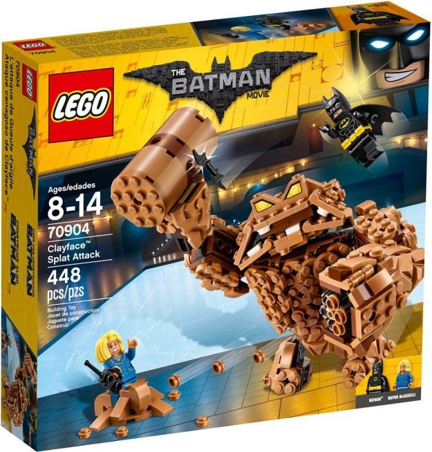 The LEGO Batman Movie sets 2017