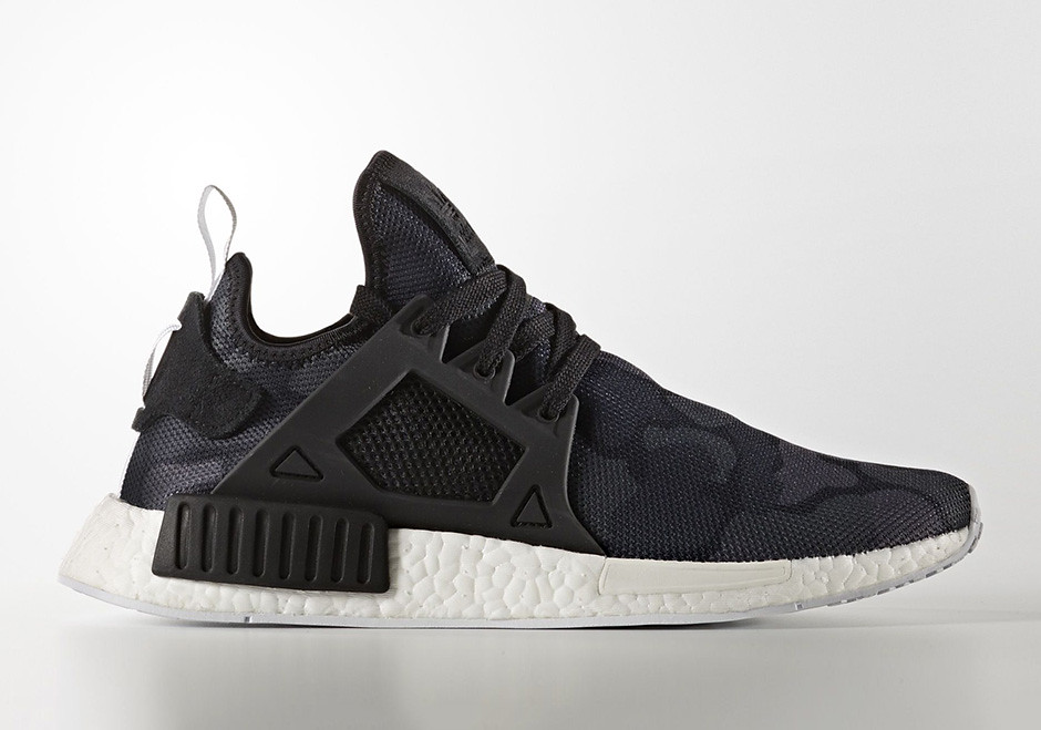 "Adidas NMD XR1 ""DUCK CAMO"" Black"