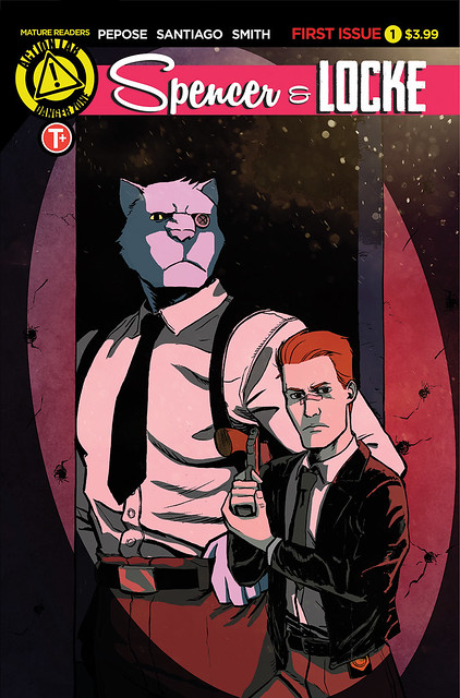 30127718846_06da3d6404_z SPENCER AND LOCKE takes hard-boiled crime drama to all-new levels