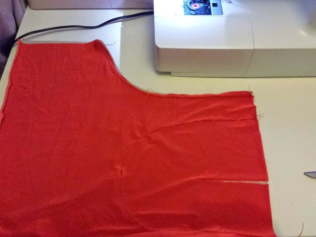 Red Two Piece (8)