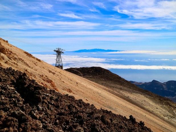 Teleferico del Teide