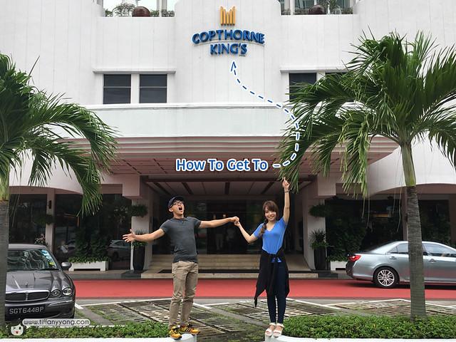 Copthorne Kings Hotel Peps Goh