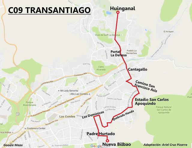 C09 Transantiago