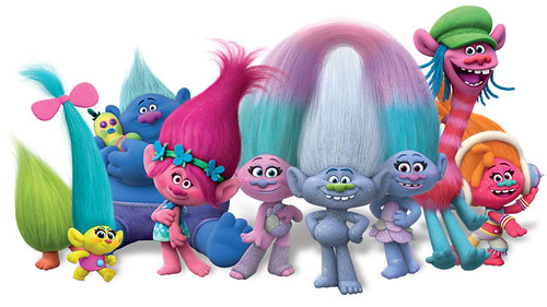Trolls Movie 2016 - dianravi.com