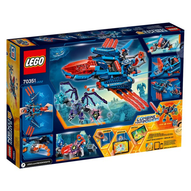 Lego Nexo Knights 2017 Sets Unveiled News The Brothers