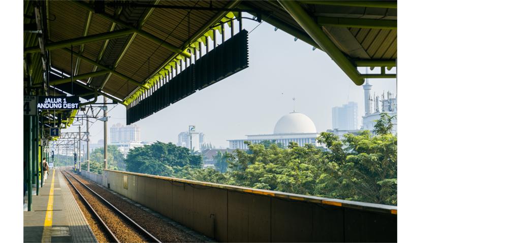 jakarta train