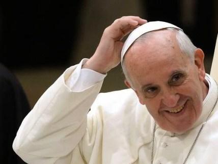 Frase do dia, do Papa Francisco