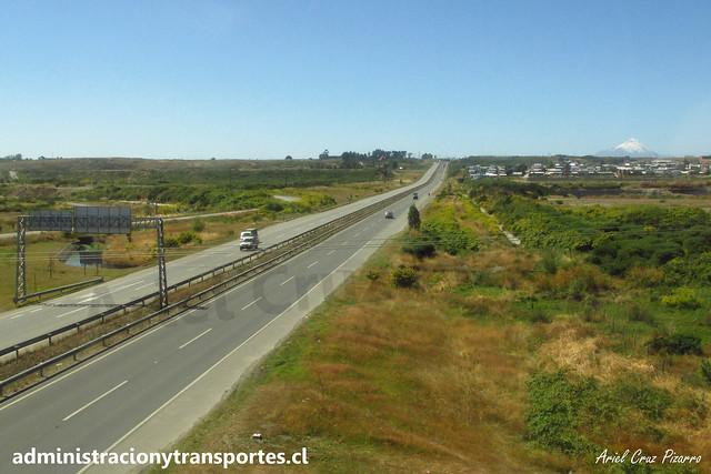 Carretera Panamericana Ruta 5 | Puerto Montt