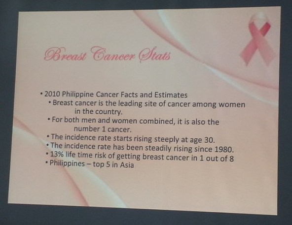 2-PH Breast Cancer Stats