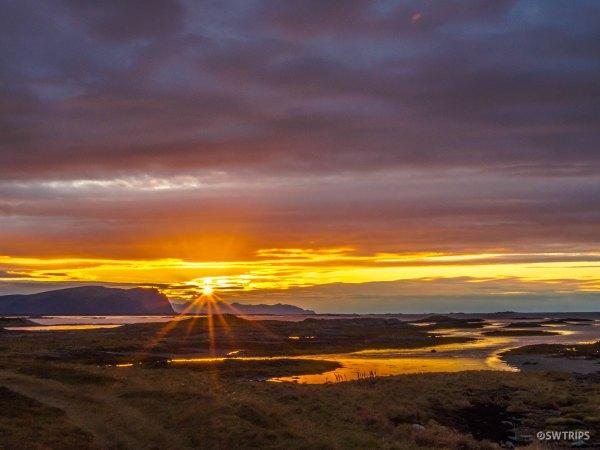 Sunset at Skogvoll - Andoya, Norway.jpg