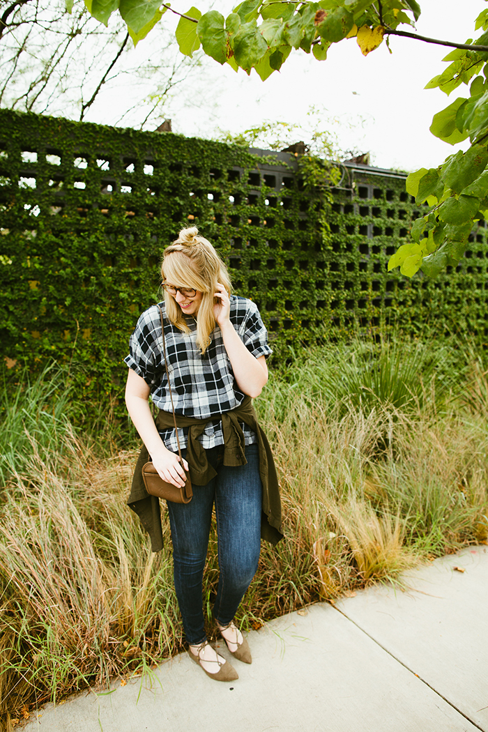 writes like a girl madewell emporia plaid shirt fall outfit4