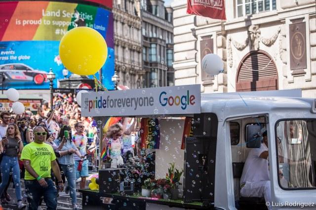 Pride 2016 in London-13