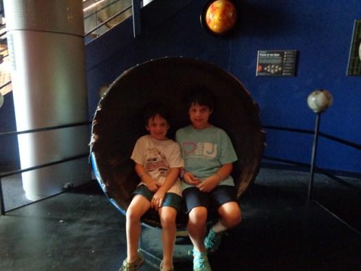 Sci-Port: Louisiana's Science Center, Shreveport LA