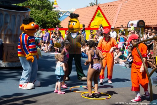 A Great Day At Sesame Place, PA