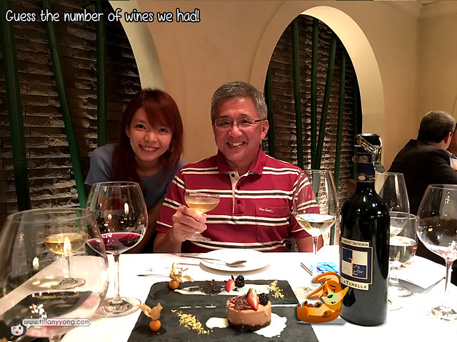 Caffe B Father's Day Wine Pairing