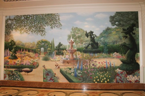 The Enchanted Gardens Restaurant