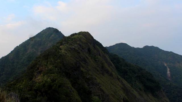 El Saco Peak