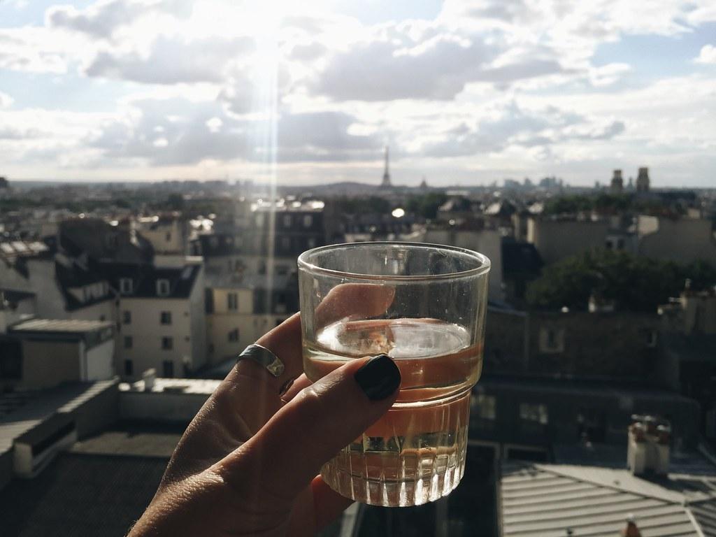 Paris 2016 wine view