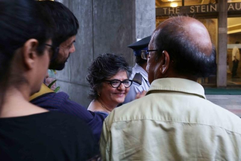 Barkha Dutt the Prime Time Killer & Siddhartha Mukherjee the Telugu Film Heartthrob, India Habitat Center