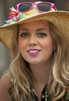 Edinburgh Fringe 2012 - panama hats