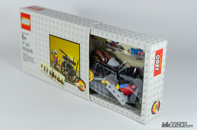 REVIEW LEGO 5004419 Classic Knights