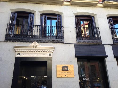 The Hat, Centro. Madrid