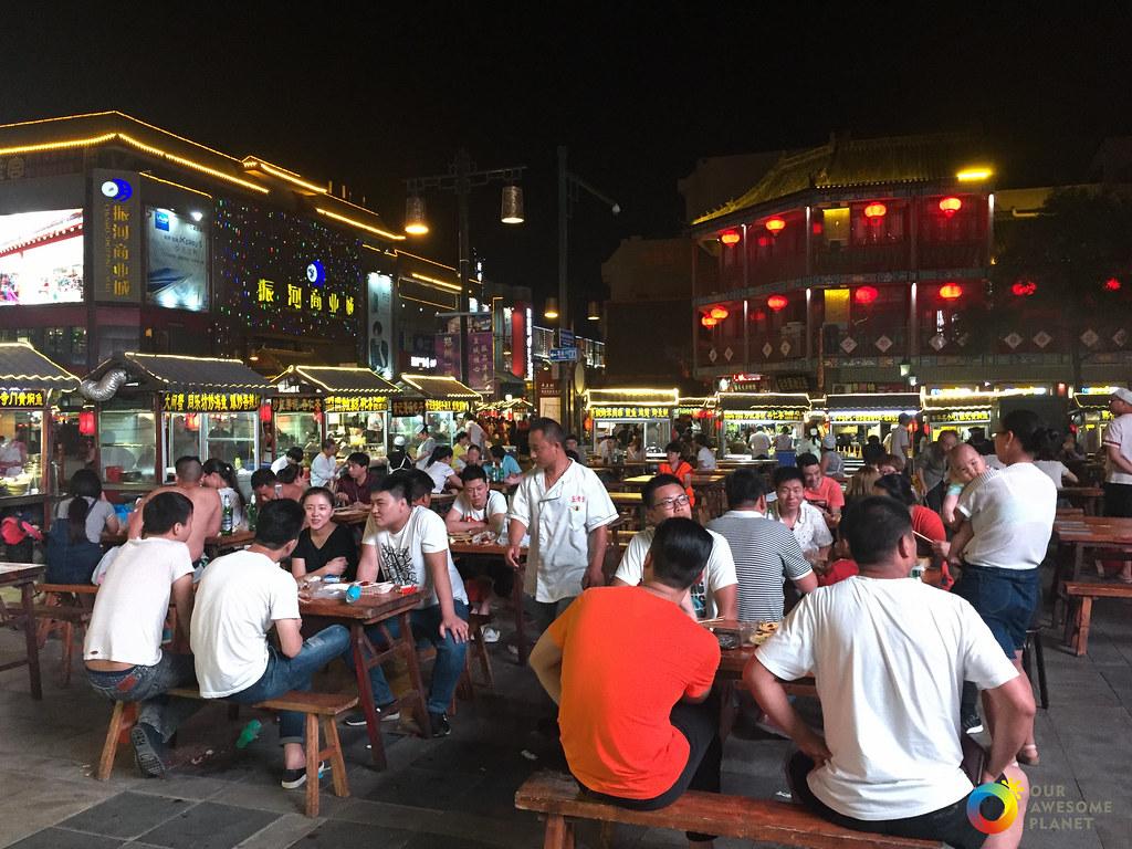 Drum Tower Night Market