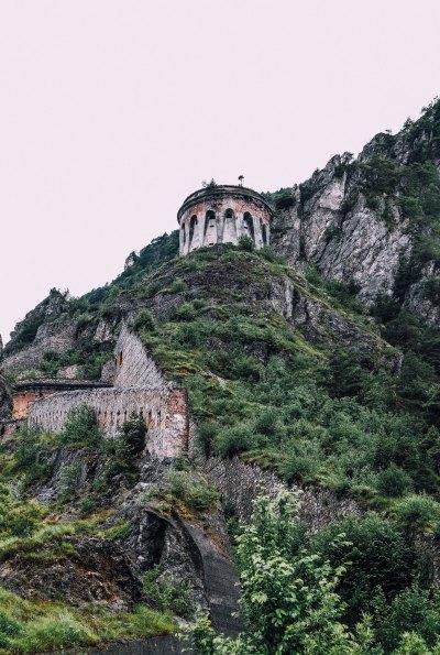 Torre avanzata della Lunetta, Rocca d'Anfo