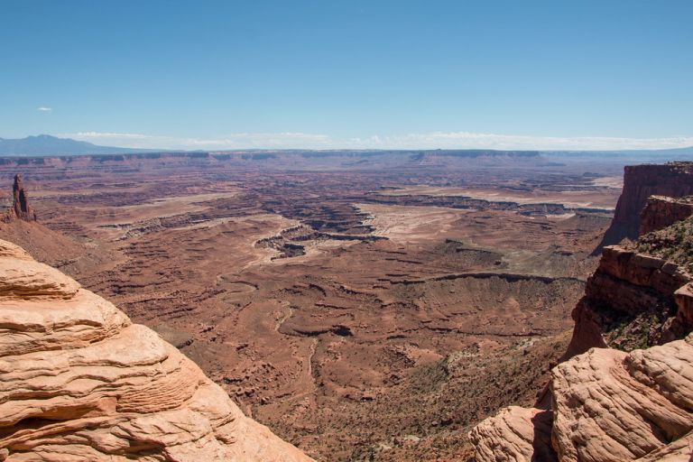 Mesa Arch and Buck Canyon