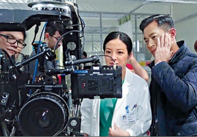 Louis Koo Slapped