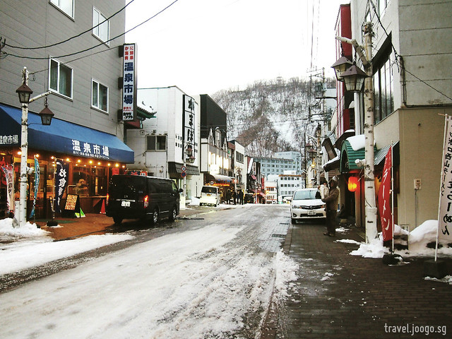 Noboribetsu Onsen Town - travel.joogo.sg