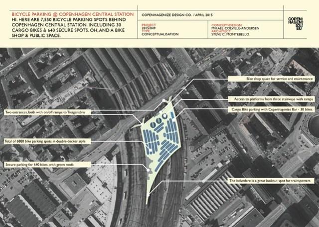 16474451654 4062cc4d34 z - 7550 New Bike Parking Spots at Copenhagen Central Station