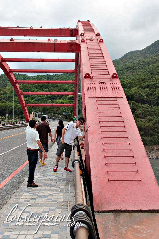 14 September 2012: Changhong Bridge 長虹橋 | Hualien, Taiwan