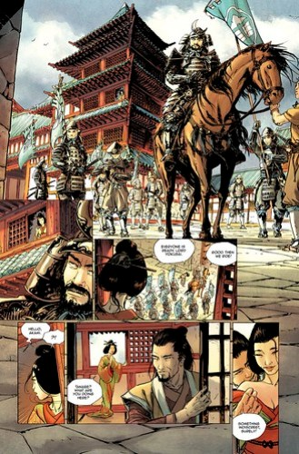 29283643350_85c7edb74f ComicList Preview: SAMURAI BROTHERS IN ARMS #1
