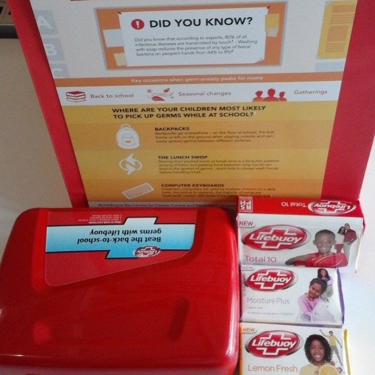 Ways to protect your children from germs while they are at school win this hamper from Lifebouy and find