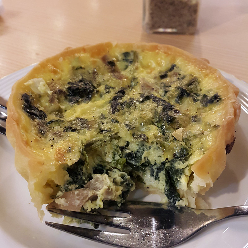 20150824_181032 McDonald's Spinach Quiche