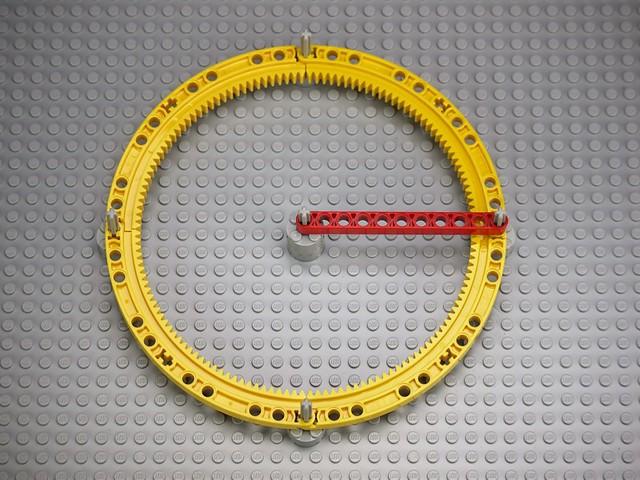 11x11 circle gear rack