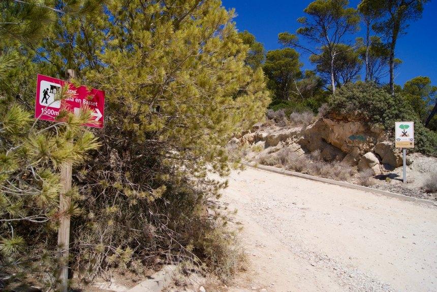 Excursión a Cala en Basset ( Andratx)