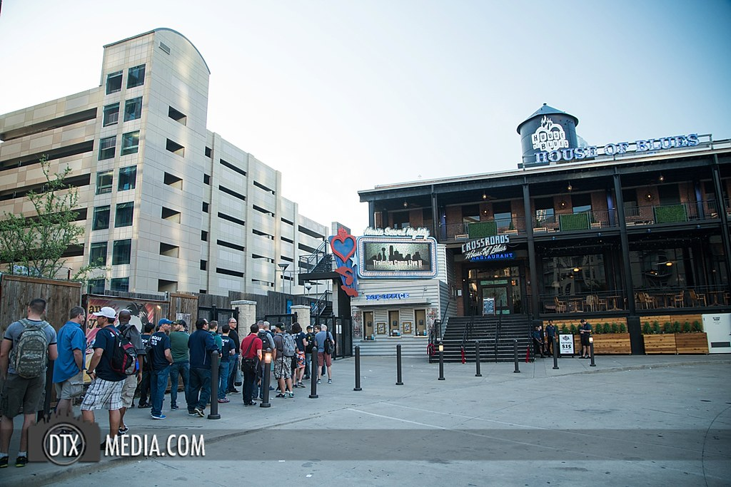 house of blues event photographer