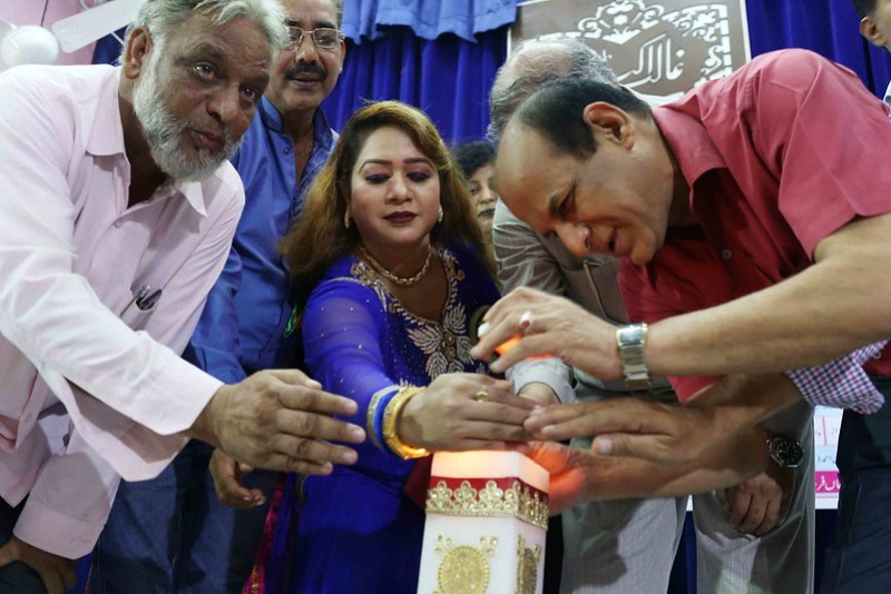 Netherfield Ball – 'International fame' Poetess Ana Dehlavi Casts a Magical Spell in Her Birthday Celebrations, Ghalib Academy