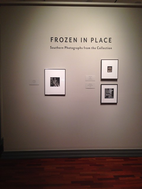 Frozen in Place: Southern Photographs from the Collection